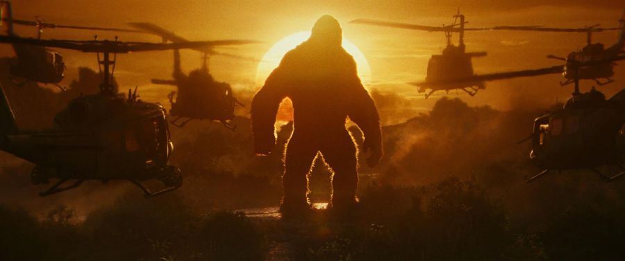 Szenenbild aus Kong: Skull Island | © Warner