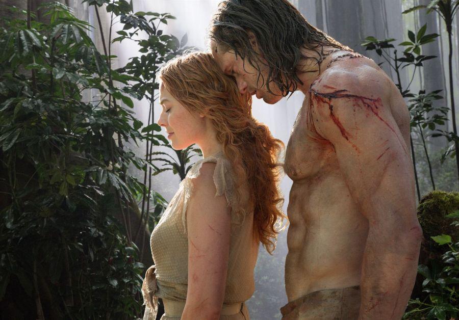 Szenenbild aus Legend of Tarzan | © Warner