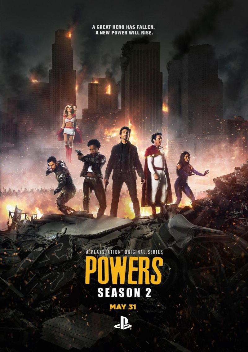 Powers | © PlayStation Network