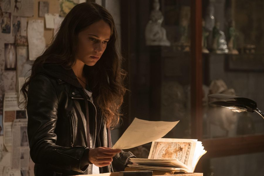 Szenenbild aus Tomb Raider | © Warner