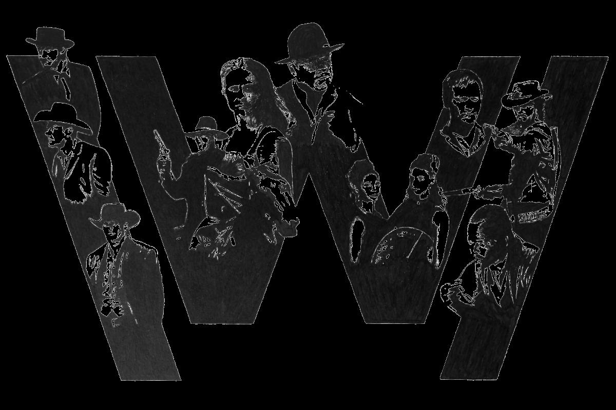 Westworld | Zeichnung von Wulf Bengsch