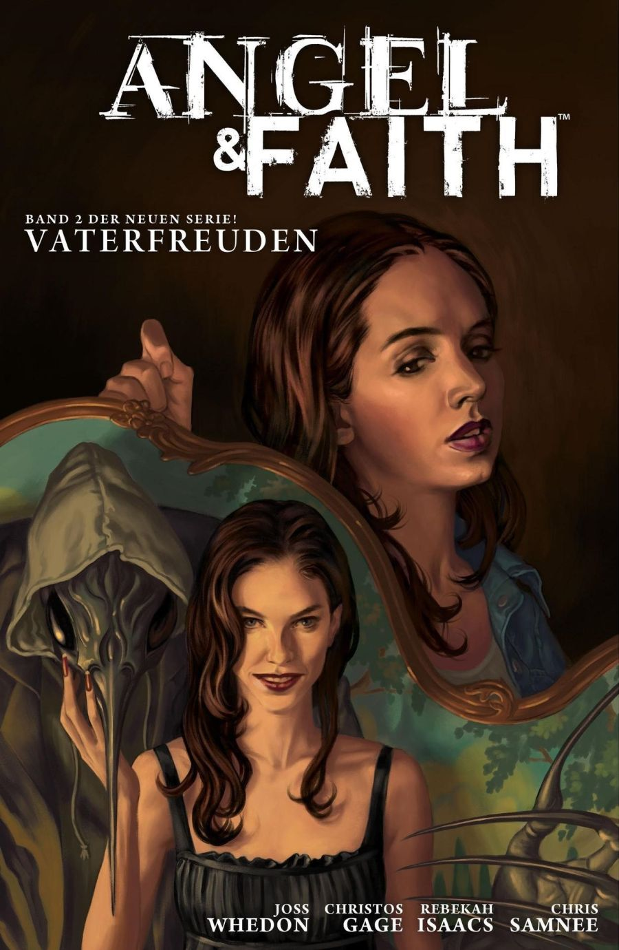 Angel & Faith, Band 2: Vaterfreuden | © Panini