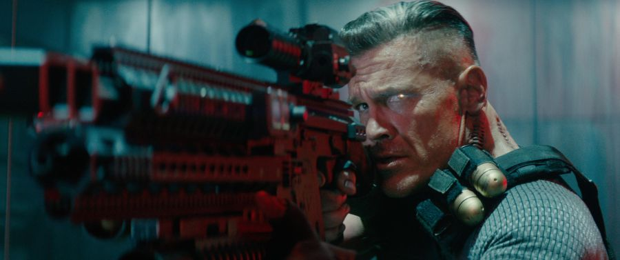 Szenenbild aus Deadpool 2 | © Twentieth Century Fox
