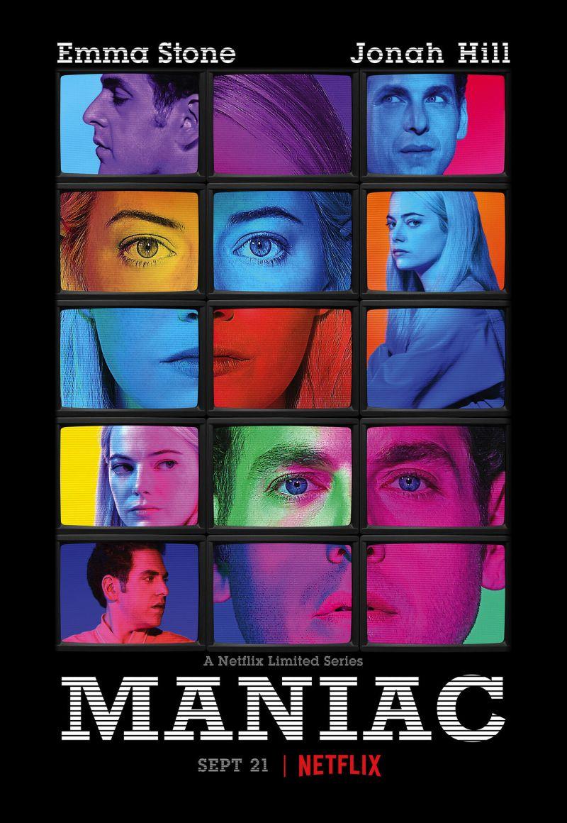 Maniac | © Netflix
