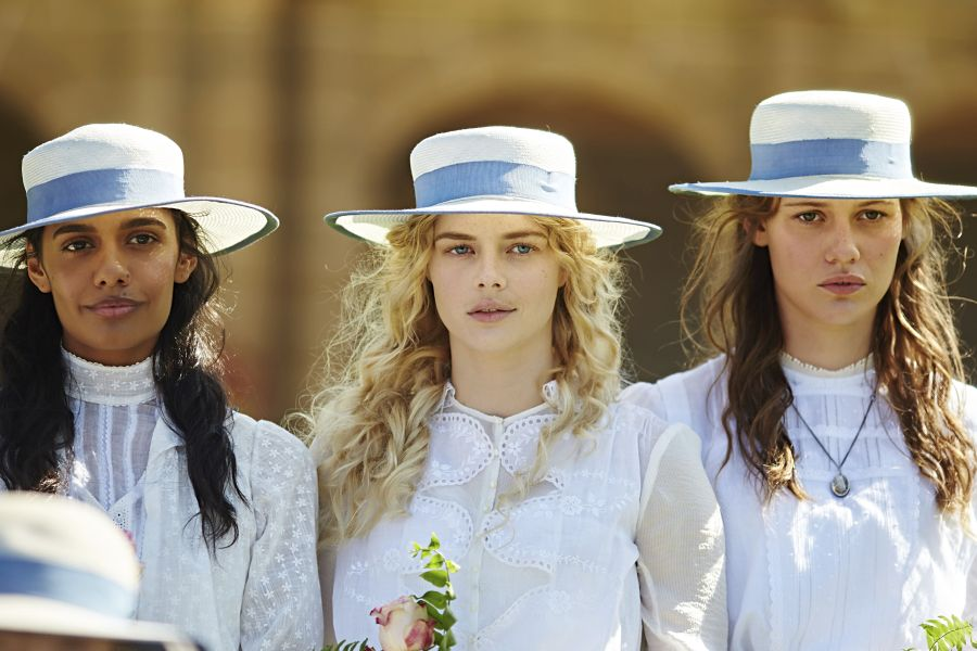 Szenenbild aus Picnic at Hanging Rock | © Universum Film