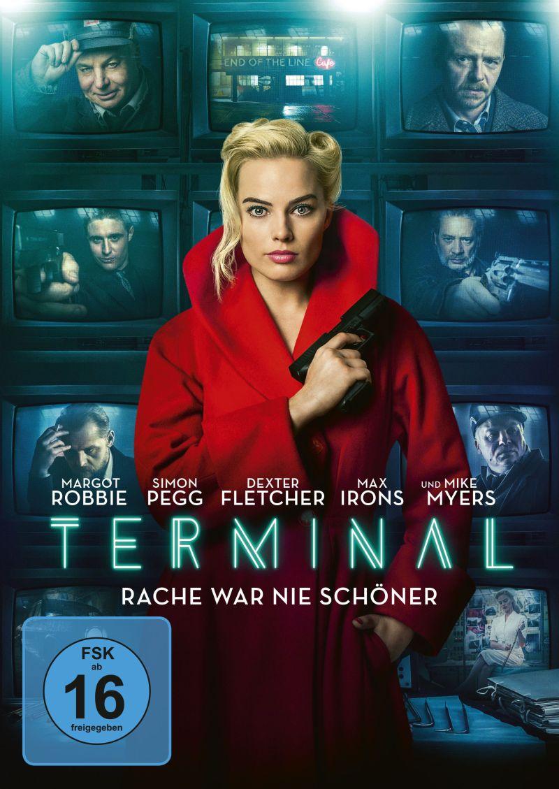 Terminal - Rache war nie schöner | © Universum Film
