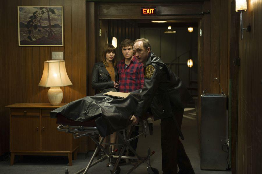 Szenenbild aus The Autopsy of Jane Doe | © Universum Film