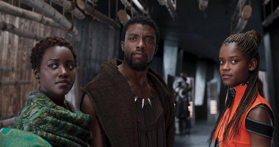 Szenenbild aus Black Panther | © Walt Disney