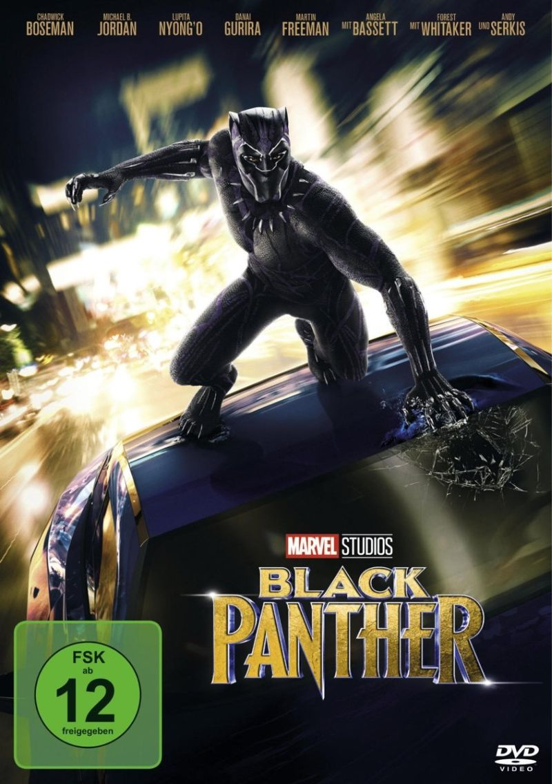 Black Panther | © Walt Disney