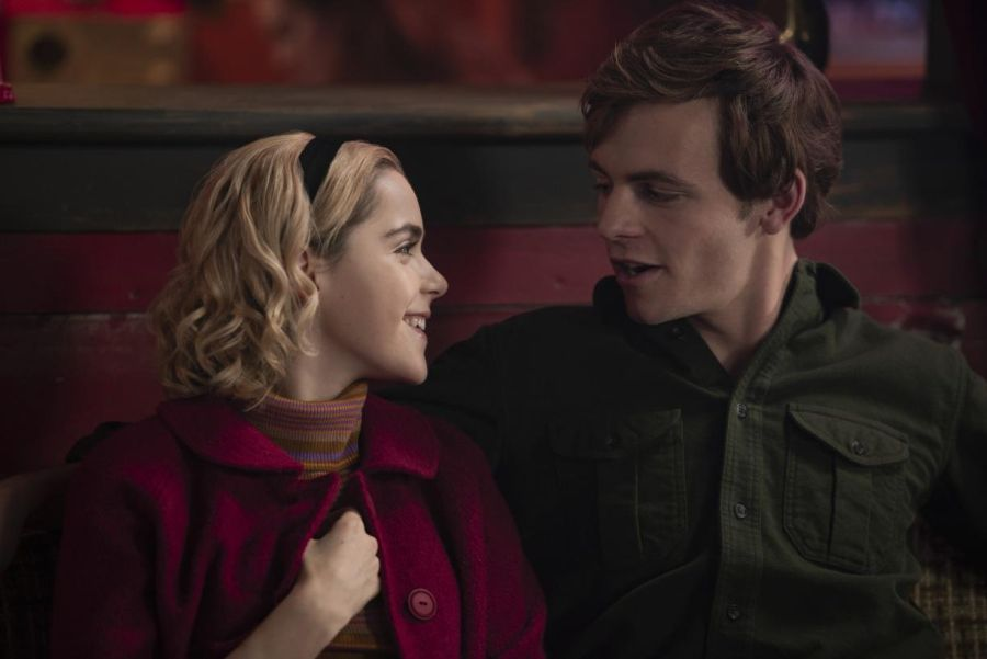 Szenenbild aus Chilling Adventures of Sabrina Staffel 1   © Netflix