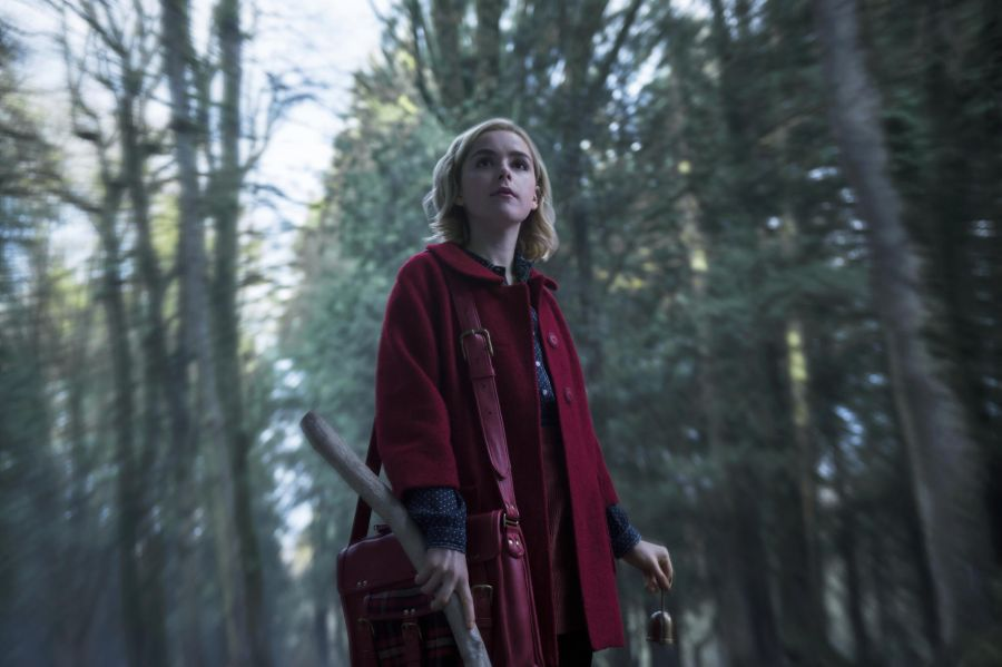 Szenenbild aus Chilling Adventures of Sabrina Staffel 1 | © Netflix