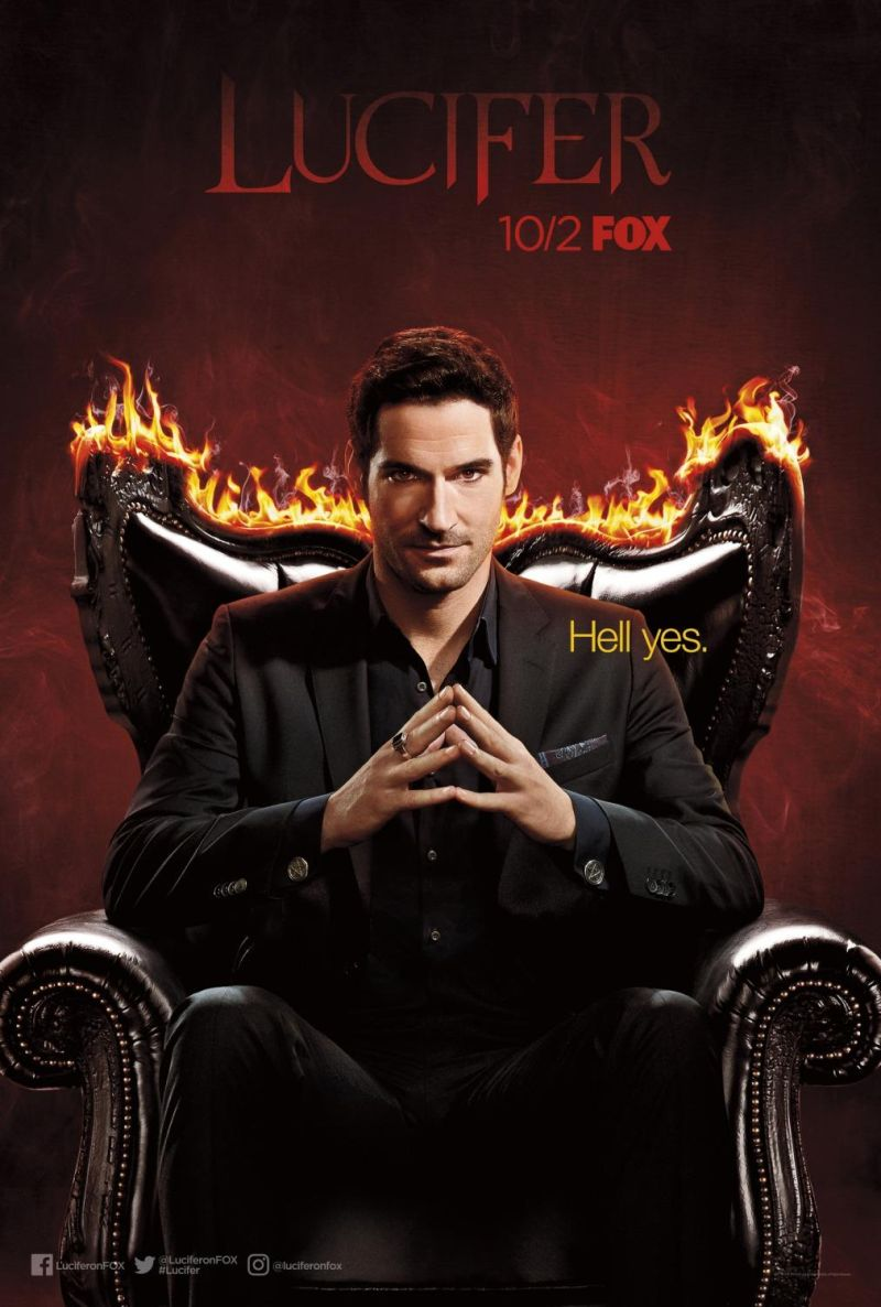 Lucifer Staffel3