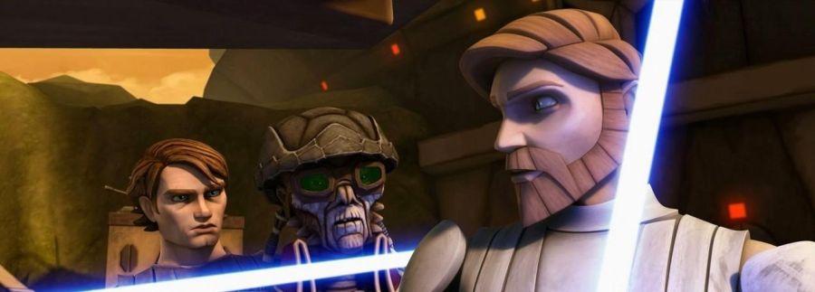 Szenenbild aus Star Wars: The Clone Wars | © Cartoon Network