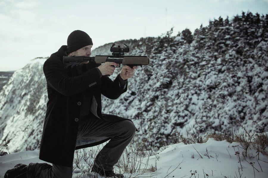 Szenenbild aus Braven | © Universum Film