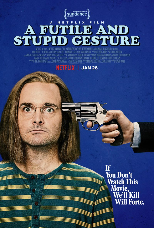 Eine nutzlose und dumme Geste | © Netflix