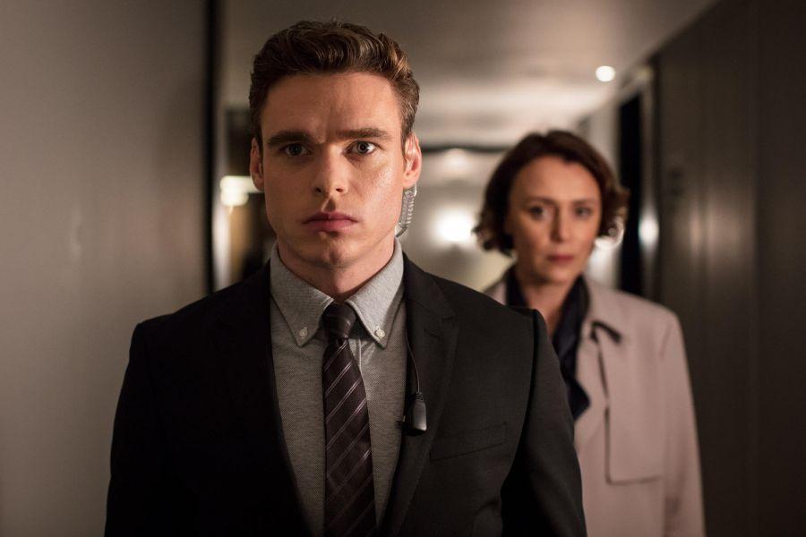 Szenenbild aus Bodyguard | © Netflix