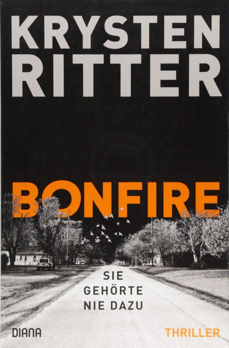 Bonfire – Sie gehörte nie dazu von Krysten Ritter | © Diana