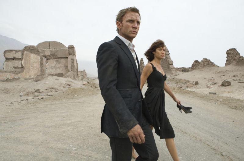 Szenenbild aus James Bond 007 - Ein Quantum Trost | © Twentieth Century Fox