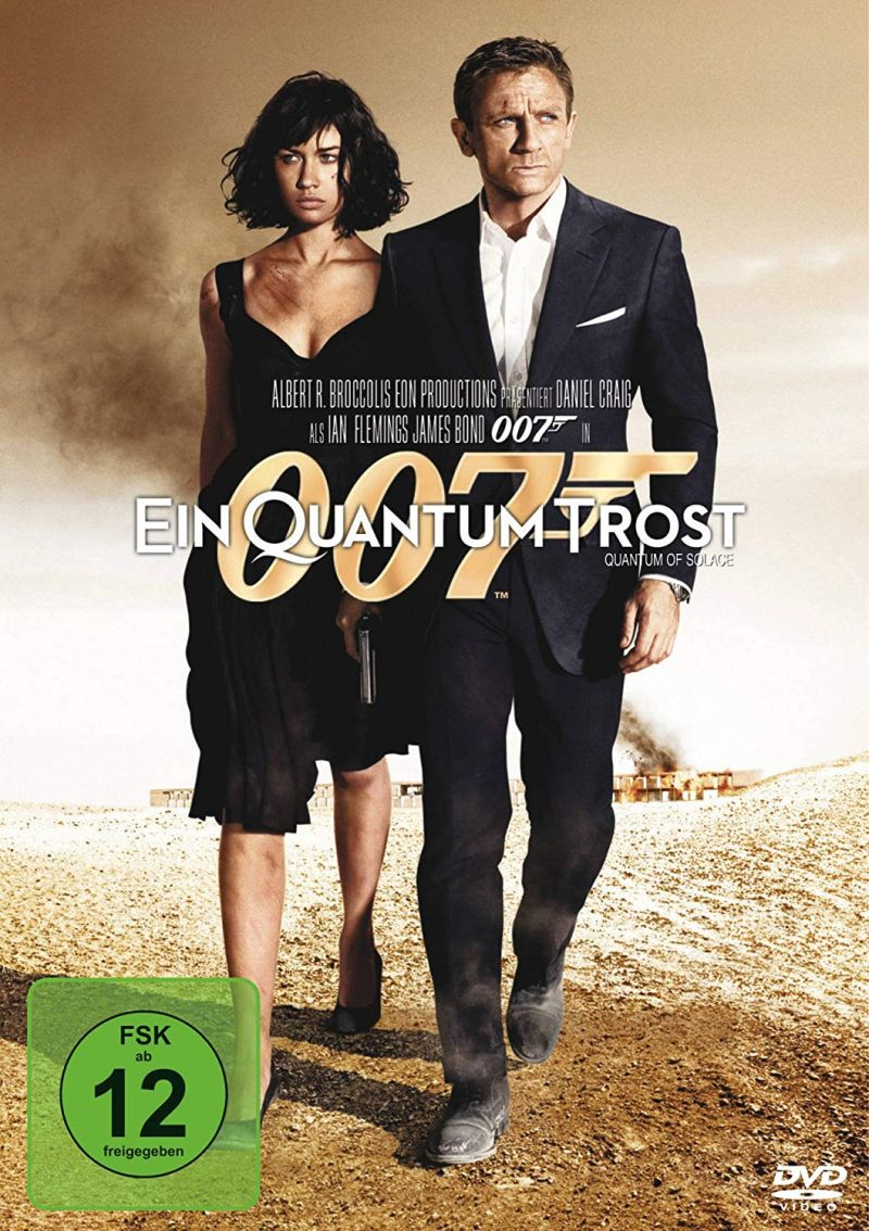 James Bond 007 - Ein Quantum Trost | © Twentieth Century Fox