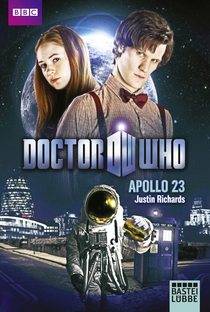 Doctor Who – Apollo 23 | Justin Richards