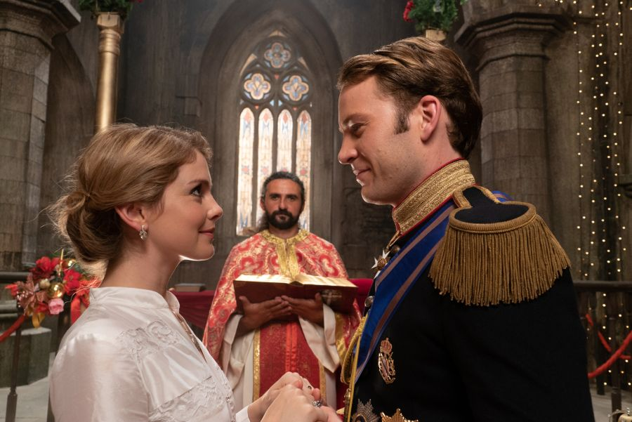 Szenenbild aus A Christmas Prince: The Royal Wedding | © Netflix