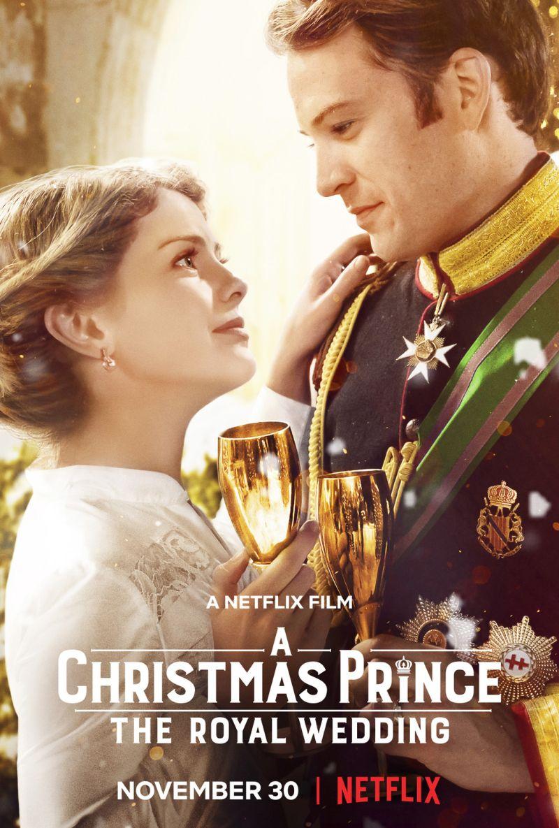 A Christmas Prince: The Royal Wedding | © Netflix