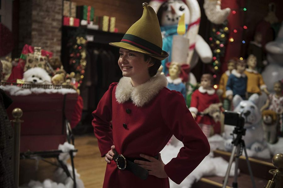 Szenenbild aus Chilling Adventures of Sabrina: Ein Winternachtstraum | © Netflix