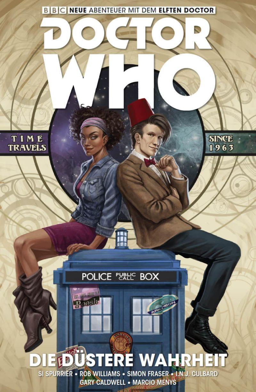 Doctor Who: Der elfte Doctor 6 - Die düstere Wahrheit | © Panini