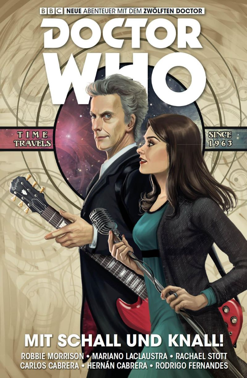 Doctor Who: Der zwölfte Doctor 6 – Mit Schall und Knall