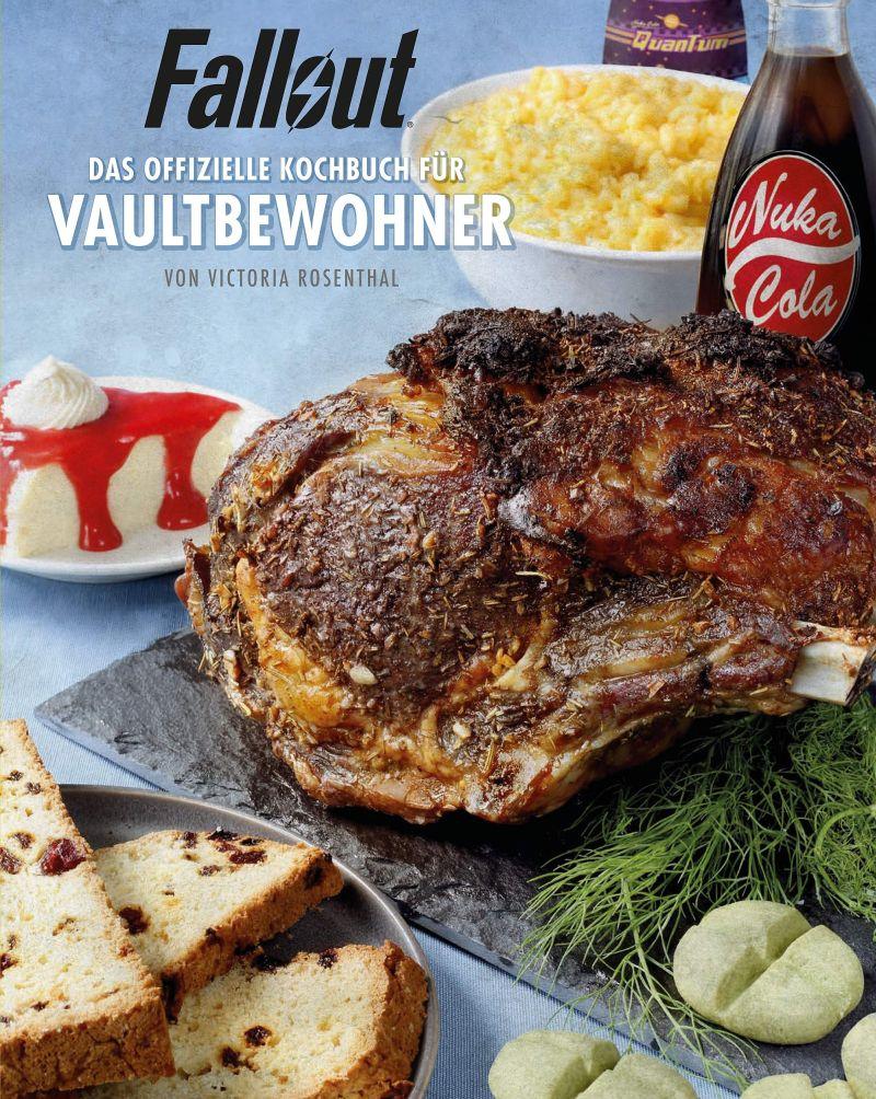 Fallout: Das offizielle Kochbuch für Vaultbewohner | © Panini