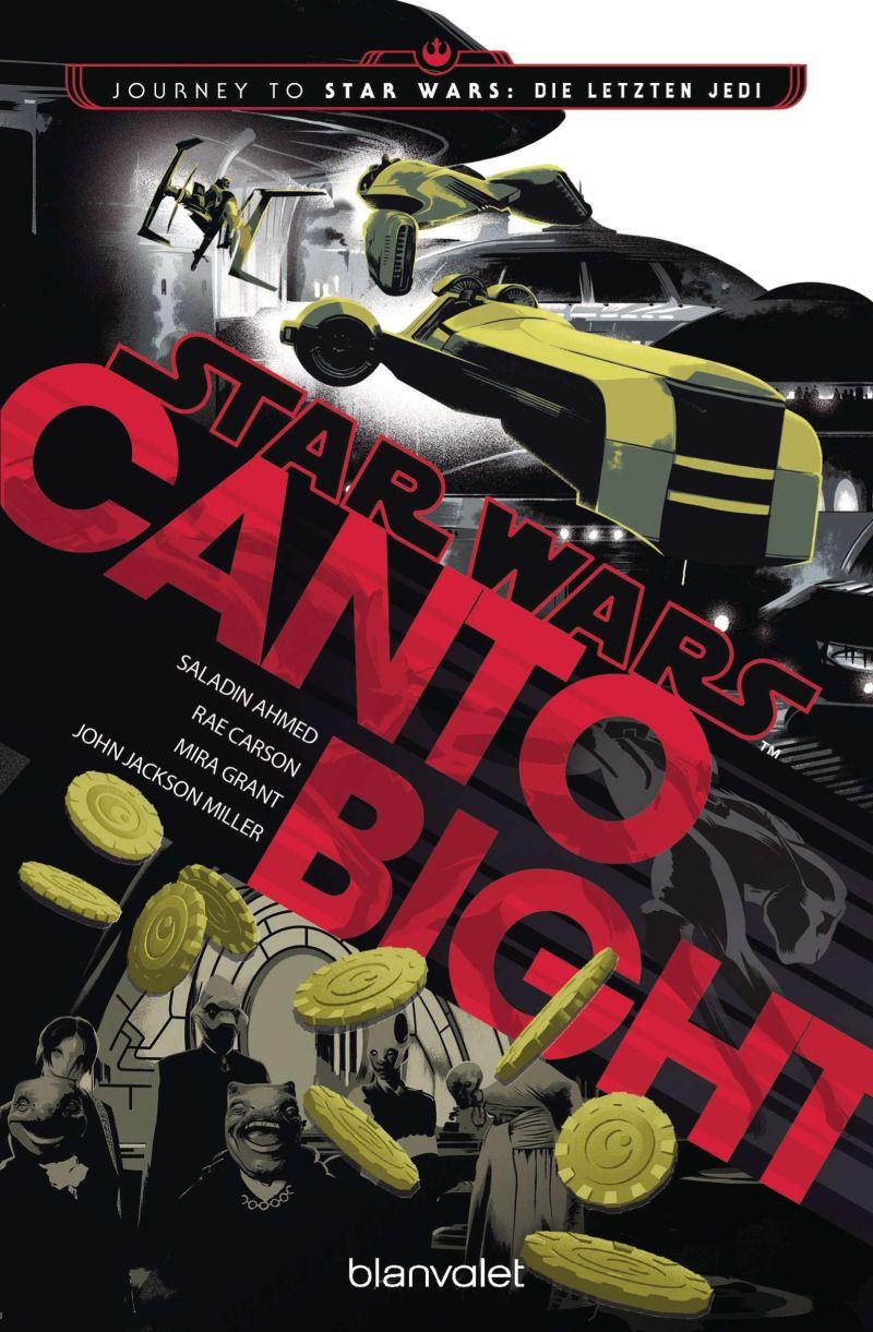 Star Wars: Canto Bight | © Blanvalet