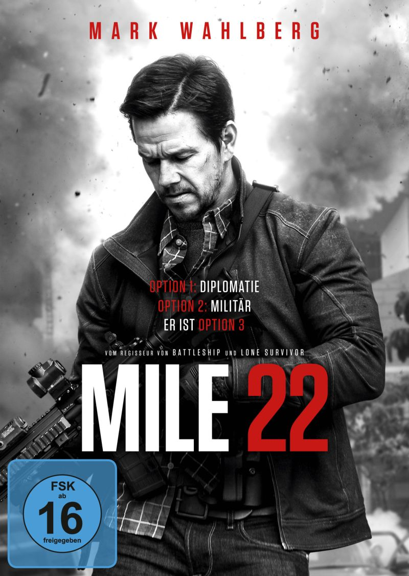 Mile 22 | © Universum Film