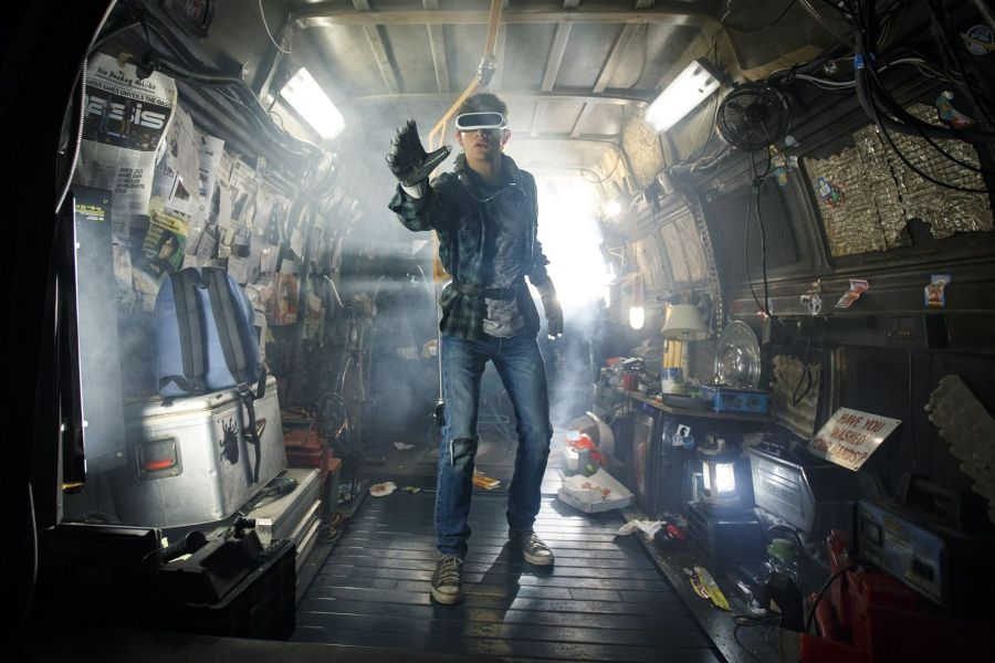 Szenenbild aus Ready Player One | © Warner Home Video