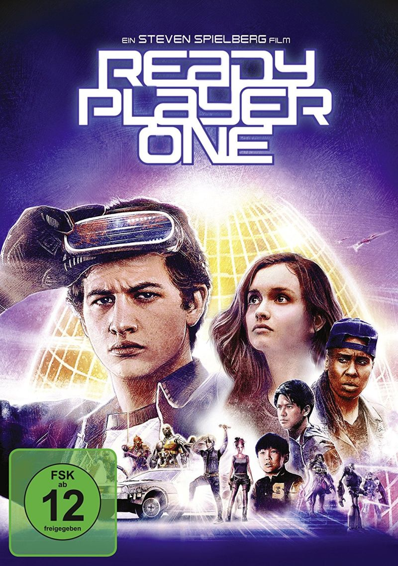 Ready Player One | © Warner Home Video