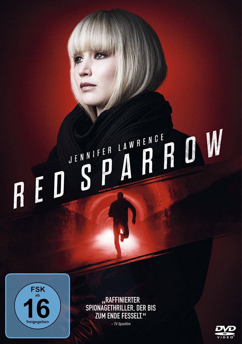 Red Sparrow | © Twentieth Century Fox