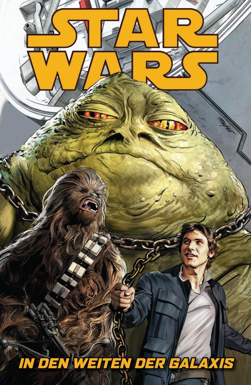 Star Wars: In den Weiten der Galaxis | © Panini