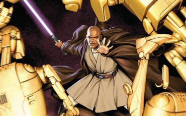 Star Wars: Jedi der Republik – Mace Windu | © Panini