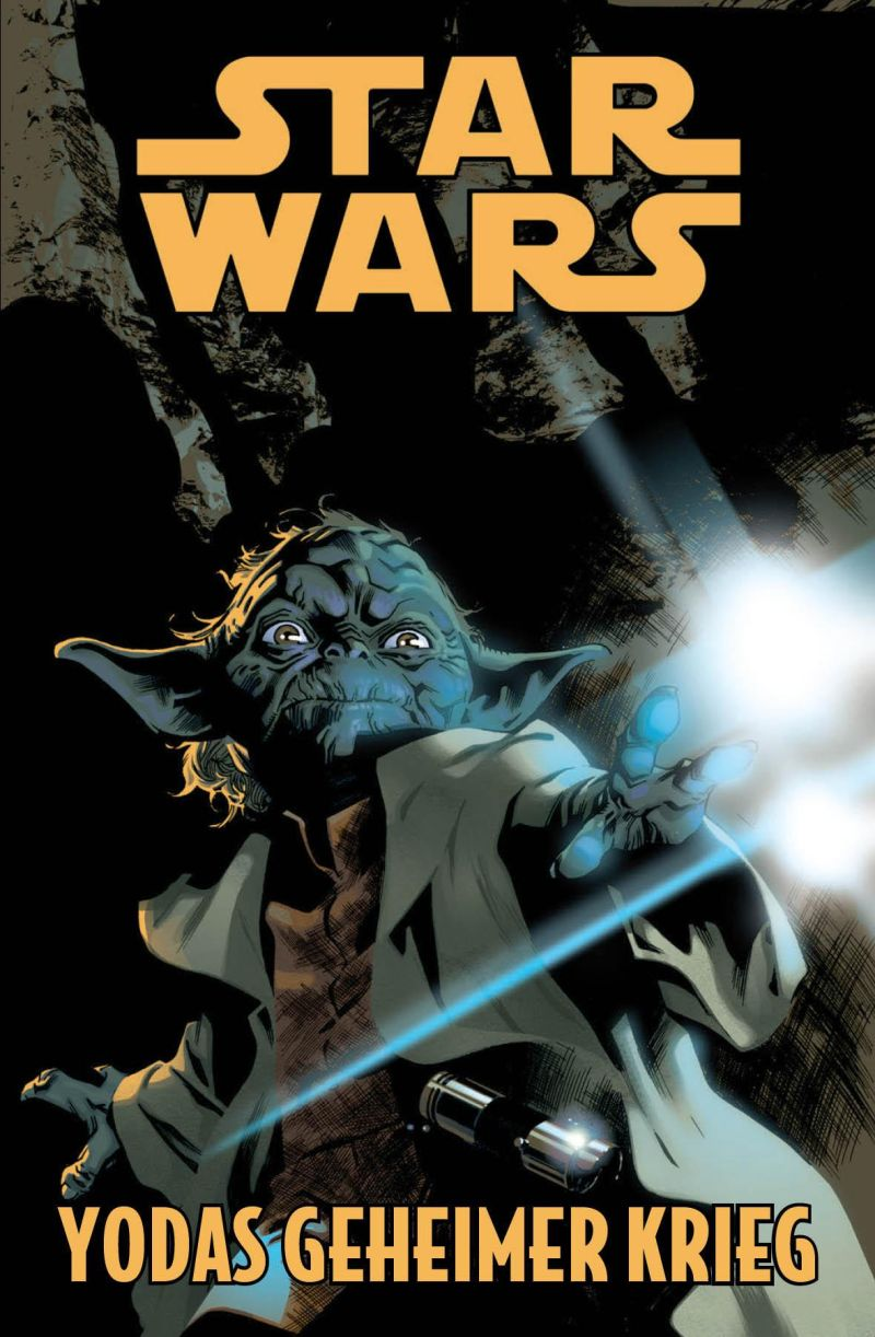 Star Wars: Yodas geheimer Krieg | © Panini