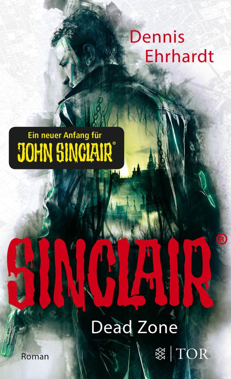 Sinclair - Dead Zone von Dennis Ehrhardt | © FISCHER Tor