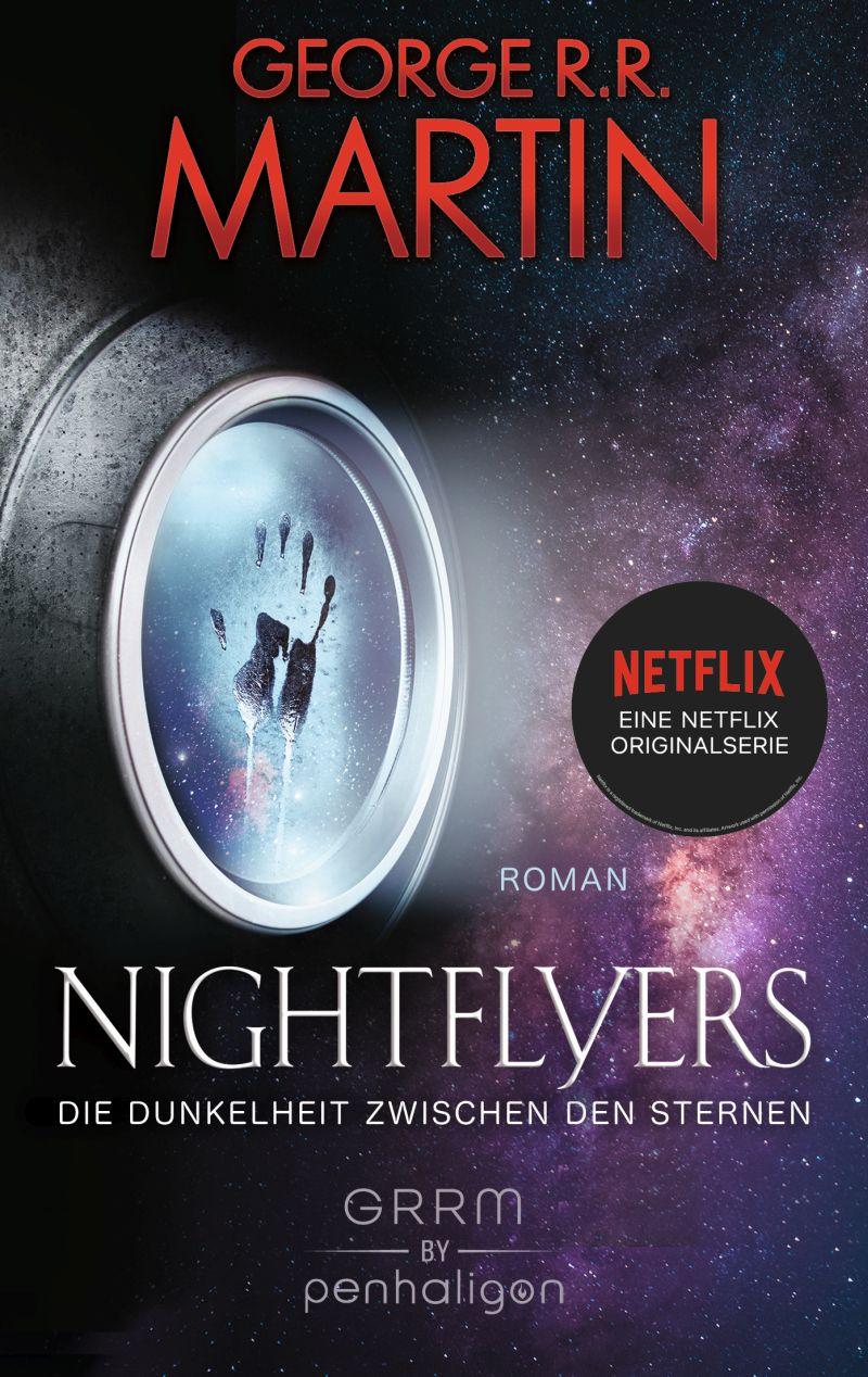 Nightflyers - Die Dunkelheit zwischen den Sternen von George R. R. Martin | © Penhaligon