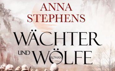Wächter und Wölfe - Das Erwachen der Roten Götter von Anna Stephens | © Blanvalet