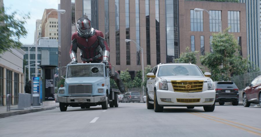 Szenenbild aus Ant-Man and the Wasp | © Walt Disney