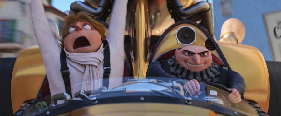 Szenenbild aus Ich - Einfach unverbesserlich 3 | © Universal Pictures