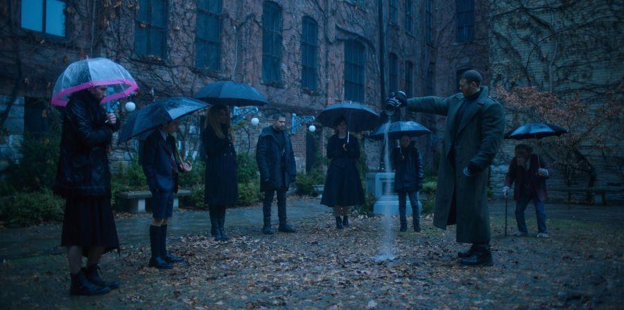 Szenenbild aus The Umbrella Academy | © Netflix