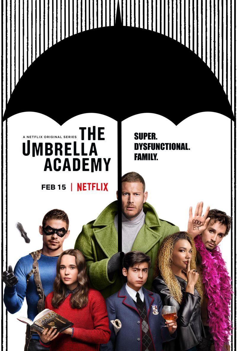 The Umbrella Academy | © Netflix