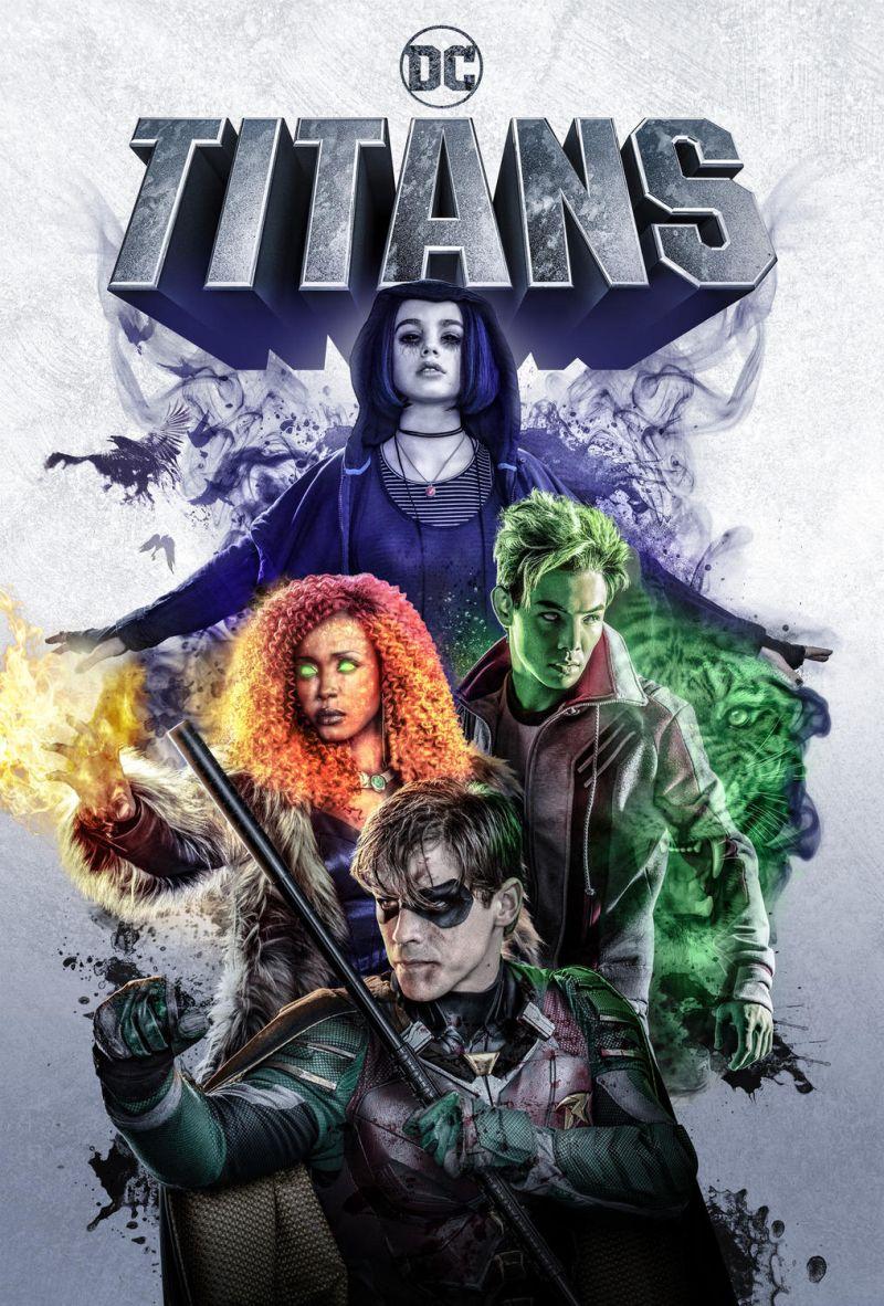 Titans Staffel 1 | © DC Universe/Netflix