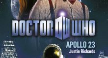 Doctor Who - Apollo 23 von Justin Richards | © Bastei Lübbe