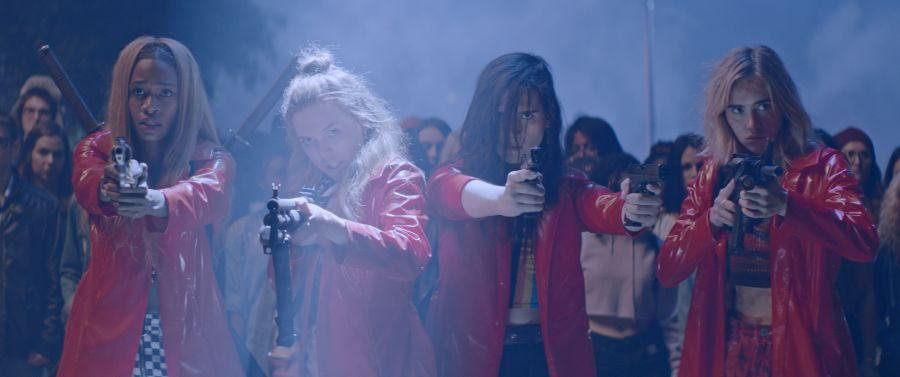 Szenenbild aus Assassination Nation | © Universum Film