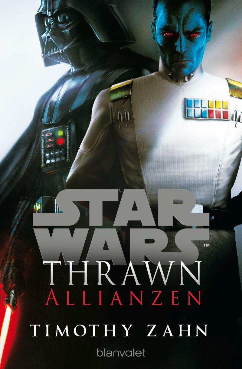 Star Wars: Thrawn - Allianzen von Timothy Zahn | © Blanvalet