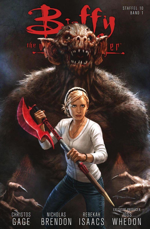 Buffy The Vampire Slayer, Staffel 10, Band 1: Neue Regeln | © Panini